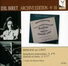 Idil Biret - Archive Edition Vol.9/10, 2 CDs