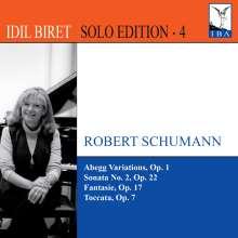 Idil Biret - Solo Edition Vol.4/Robert Schumann, CD