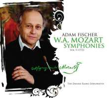 Wolfgang Amadeus Mozart (1756-1791): Symphonien Vol.5, SACD