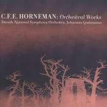 Christian E. F. Horneman (1840-1905): Orchesterwerke, SACD