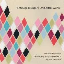 Knudage Riisager (1897-1974): Orchesterwerke, SACD