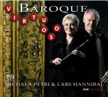 Michala Petri & Lars Hannibal - Baroque Virtuoso, SACD