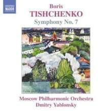 Boris Tischtschenko (geb. 1939): Symphonie Nr.7, CD