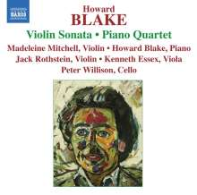 Howard Blake (geb. 1938): Violinsonate op.586, CD