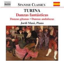 Joaquin Turina (1882-1949): Klavierwerke Vol.1, CD