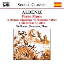 Isaac Albeniz (1860-1909): Klavierwerke Vol.3, CD