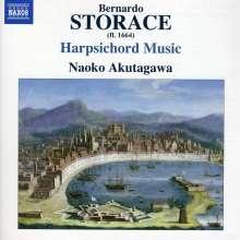 Bernardo Storace (1637-1707): Cembalomusik, CD