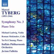 Marcel Tyberg (1893-1944): Symphonie Nr.3, CD