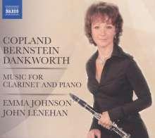 Emma Johnson & John Lenehan - Musik für Klarinette & Klavier, CD