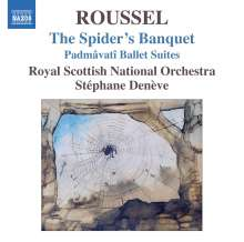 Albert Roussel (1869-1937): Le Festin de l'Araignee op.17, CD