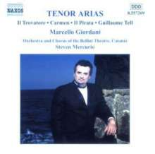 Marcello Giordani - Tenor Arias, CD