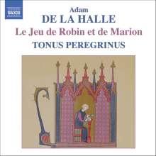 Adam de la Halle (1237-1286): Le Jeux de Robin et Marion, CD