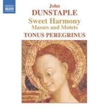 "John Dunstable (1380-1453): Messe & Motetten ""Sweet Harmony"", CD"