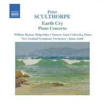 Peter Sculthorpe (geb. 1929): Klavierkonzert, CD