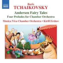 Boris Tschaikowsky (1925-1996): Andersen Fairy Tales, CD