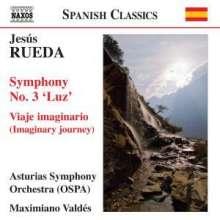 Jesus Rueda (geb. 1961): Symphonie Nr.3, CD