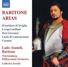 Lado Ataneli - Baritone Arias, CD