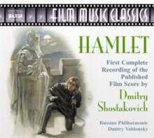 Dimitri Schostakowitsch (1906-1975): Hamlet op.116 (Filmmusik), CD