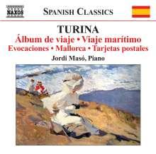 Joaquin Turina (1882-1949): Klavierwerke Vol.7, CD