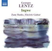 """Georges Lentz (geb. 1965): Ingwe aus """"Mysterium"""" (Caeli enarrant... VII), CD"""