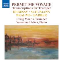 Craig Morris - Permit Me Voyage, CD