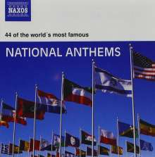 National Anthems, CD