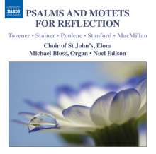 St.John's Choir Elora - Psalms & Motets for Reflection, CD