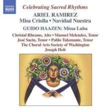 Ariel Ramirez (geb. 1921): Misa Criolla, CD