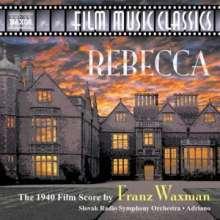 Franz Waxman (1906-1967): Rebecca (Filmmusik), CD