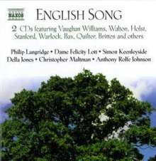 English Song, 2 CDs