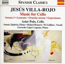 Jesus Villa-Rojo (geb. 1940): Kammermusik mit Cello, CD