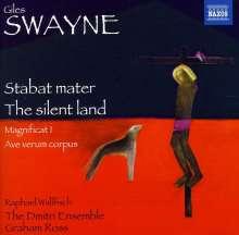 Gilles Swayne (geb. 1946): Stabat Mater, CD