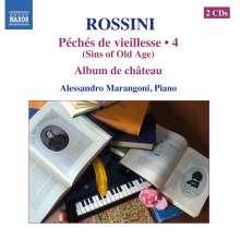Gioacchino Rossini (1792-1868): Sämtliche Klavierwerke Vol.4, 2 CDs