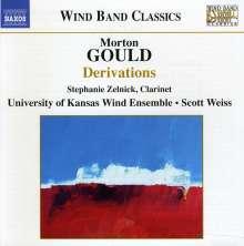 Morton Gould (1913-1996): Symphonie Nr.4, CD
