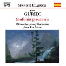 Jesus Guridi (1886-1961): Pyrenean Symphony, CD