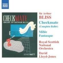 Arthur Bliss (1891-1975): Checkmate Ballett (komplett), CD