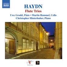 Joseph Haydn (1732-1809): Flötentrios nach den Klaviertrios H15 Nr.15-17, CD