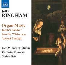 Judith Bingham (geb. 1952): Orgelwerke, CD