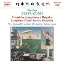 Toshiro Mayuzumi (1929-1997): Mandala Symphony, CD