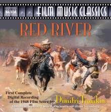 Dimitri Tiomkin (1894-1979): Red River (Filmmusik), CD