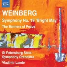 Mieczyslaw Weinberg (1919-1996): Symphonie Nr.19, CD