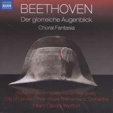 "Ludwig van Beethoven (1770-1827): Kantate op.136 ""Der glorreiche Augenblick"", CD"
