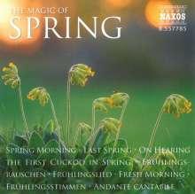 "Naxos-Sampler ""The Magic of Spring"", CD"