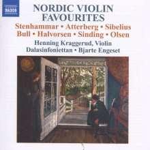 Henning Kraggerud - Nordic Violin Favourites, CD