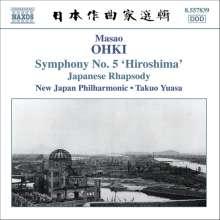 Masao Ohki (1901-1971): Symphonie Nr.5, CD