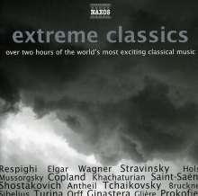 Extreme Classics (Naxos), 2 CDs