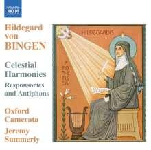 Hildegard von Bingen (1098-1179): Celestial Harmonies, CD