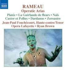 Jean Philippe Rameau (1683-1764): Opernarien, CD