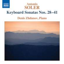 Padre Antonio Soler (1729-1783): Klaviersonaten, CD