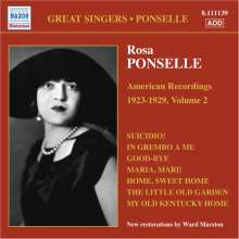 Rosa Ponselle - American Recordings Vol.2, CD